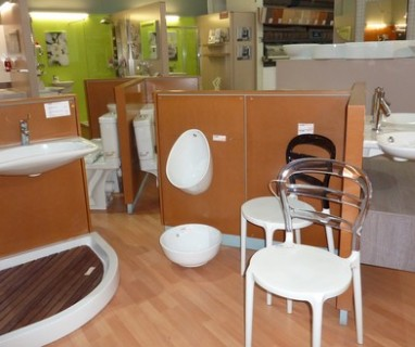 Espace sanitaire à SAPRO Martinique