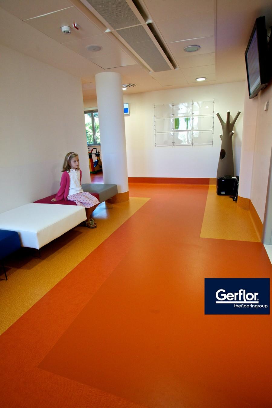SAPRO | Gerflor, partenaires depuis plus de 35 ans
