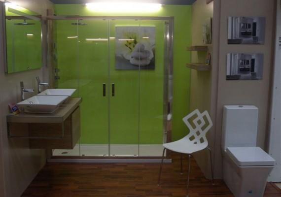 Espace salle d'eau à SAPRO Martinique